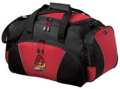 Firefighter Embroidered Duffel Bag