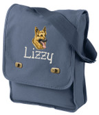 German Shepherd Field Bag