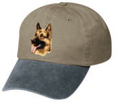 German Shepherd Cap