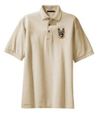 German Shepherd Polo Shirt