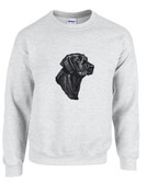 Black Lab Sweatshirt