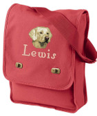 Yellow Labrador Retriever Field Bag