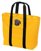 Black Labrador Retriever Tote