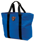 Chocolate Labrador Retriever Tote