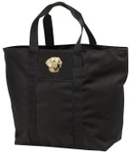 Yellow Labrador Retriever Tote