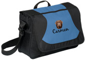 Chocolate Labrador Retriever Messenger Bag