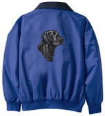 Black Labrador Retriever Jacket