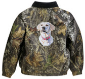 Yellow Labrador Retriever Jacket