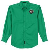 Black Labrador Easy Care Shirt