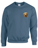 Golden Retriever Crewneck Sweatshirt