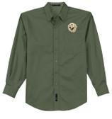 Golden Retriever Easy Care Shirt