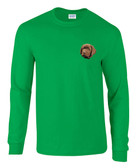 Chocolate Labrador Retriever Long Sleeve T-Shirt