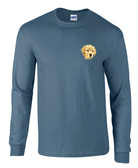 Yellow Labrador Retriever Long Sleeve T-Shirt