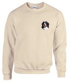 Bernese Mountain Dog Crewneck Sweatshirt