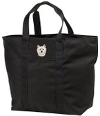 West Highland White Terrier Tote
