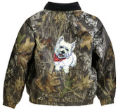 West Highland White Terrier Jacket