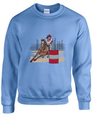 Barrel Racing Sweatshirt