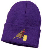 Barrel Racing Knit Cap