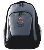 Dressage Backpack Font Shown on Backpack is ANGELIC