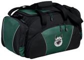 Norwegian Elkhound Duffel Bag