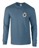 Norwegian Elkhound Long Sleeve T-Shirt