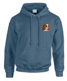 Cavalier King Charles Hooded Sweatshirt
