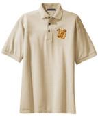 Shetland Sheepdog Sheltie Polo Shirt