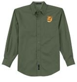 Shetland Sheepdog Sheltie Easy Care Shirt