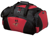 Horse Racing Duffel Bag
