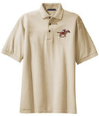 Horse Racing Polo Shirt