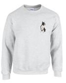 Boston Terrier Crewneck Sweatshirt