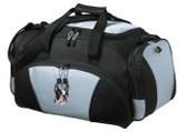 Boston Terrier Duffel Bag