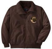 Pug Jacket Front Left Chest
