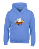 Arabian Hooded Sweatshirt