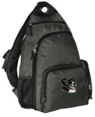 Border Collie Sling Pack