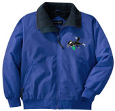Border Collie Jacket Front Left Chest