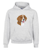 Beagle Hooded Sweatshirt