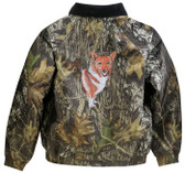 Corgi Jacket Back