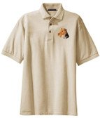 Airedale Terrier Polo Shirt