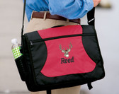 Deer Bag Font shown on bag is BOOKWORM