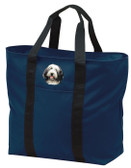 Bearded Collie Tote