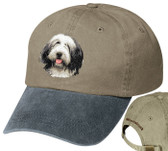 Bearded Collie Cap