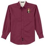 Basset Hound Easy Care Shirt