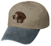 German Shorthair Cap