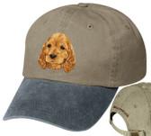 Cocker Spaniel Cap
