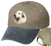 Great Pyrenees Cap