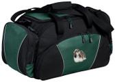 Shih Tzu Duffel Bag