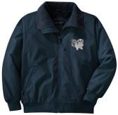 Shih Tzu Jacket Front Left Chest