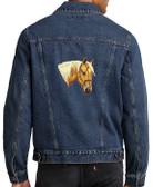 Palomino Denim Jacket Back