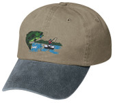 Fishing Bass Cap